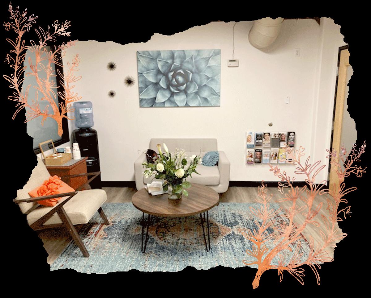 Avalon office interior